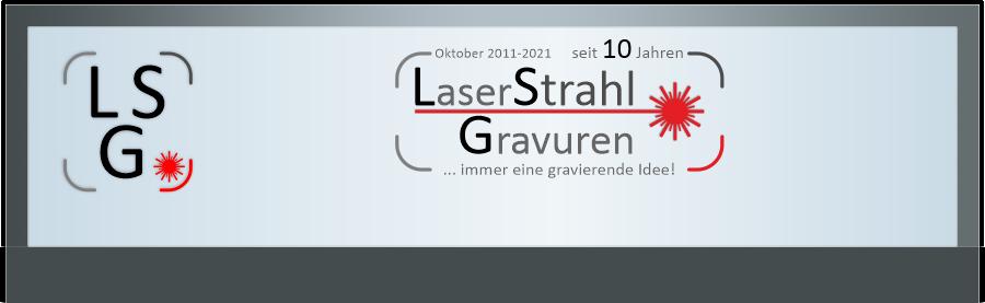 LaserStrahl Gravuren